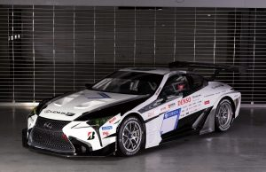 Lexus enters LC in Nurburgring 24-hour