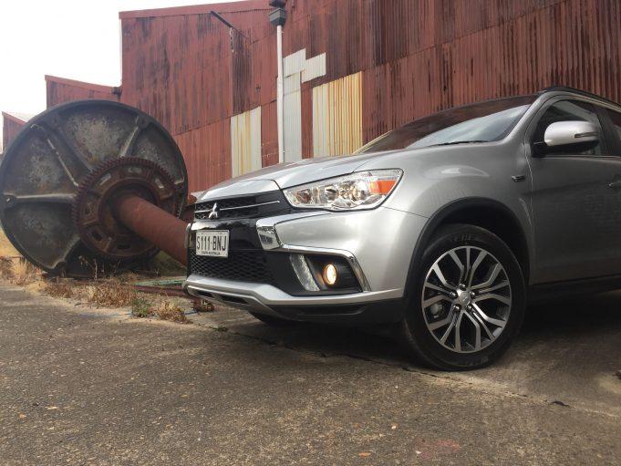 2018 Mitsubishi ASX XLS 4WD