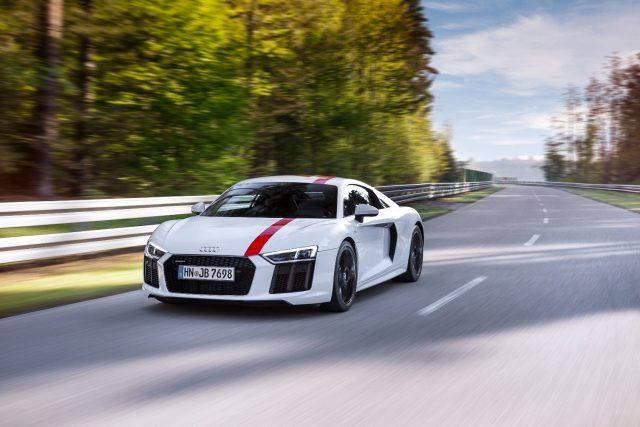 2018 Audi R8 RWS V10