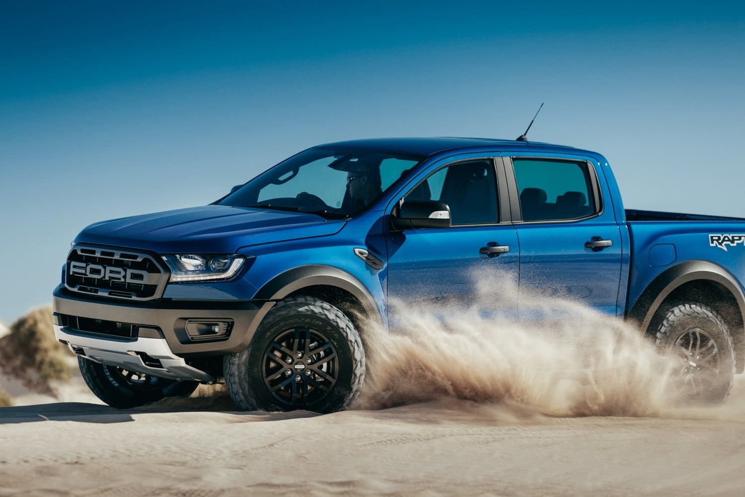 FORD Ranger Raptor revealed - Ford's Halo Truck