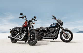 2018 Harley-Davidson Iron 1200 and Forty-Eight Special