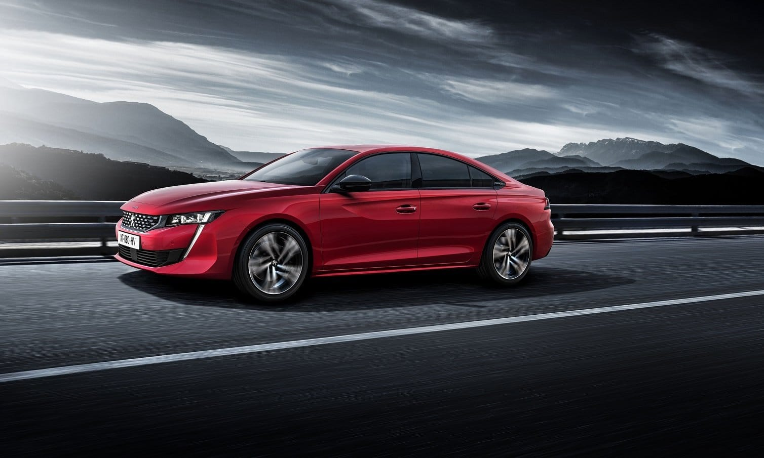 Peugeot's new generation 508 is a different lion altogether