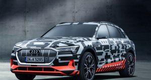 2019 Audi e-tron prototype