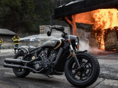 2018 Jack Daniel's Limited Edition Indian Scout Bobber