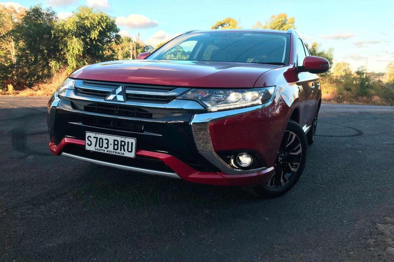 auto review 2018 mitsubishi outlander ls 4wd petrol