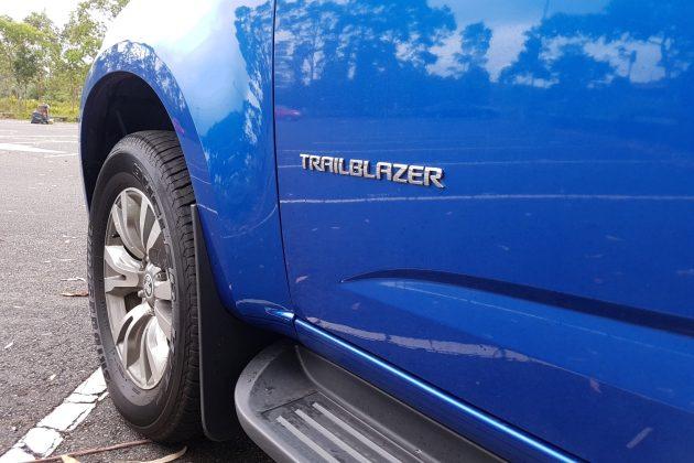 2018 Holden Trailblazer LTZ