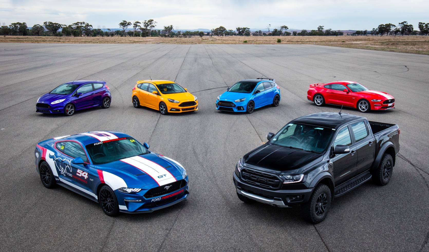 Mustang for supercars in 2019