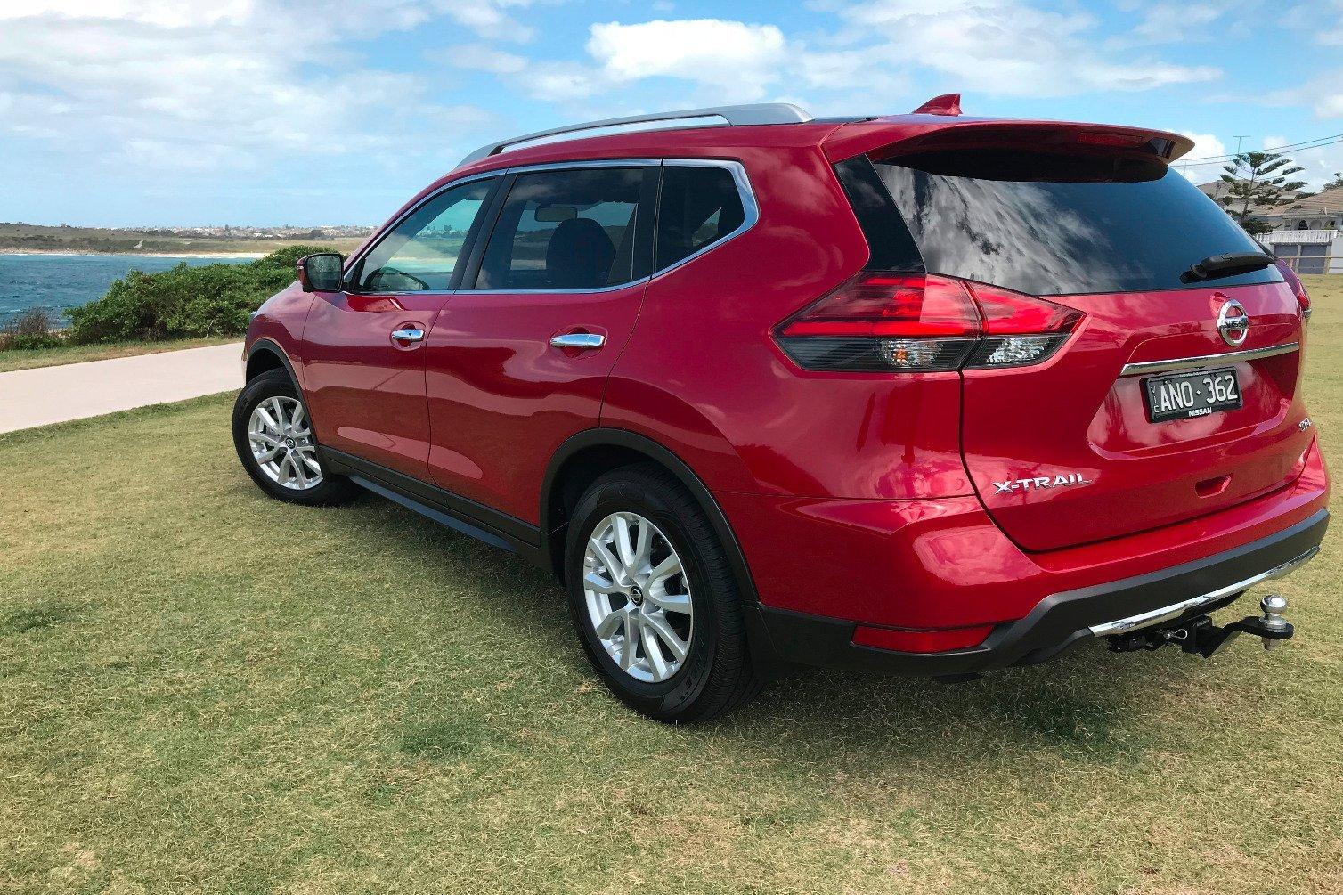 Auto Review: 2018 Nissan X-Trail ST-L