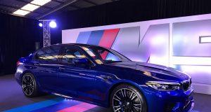 2018 BMW M5 - Australian Customer Launch