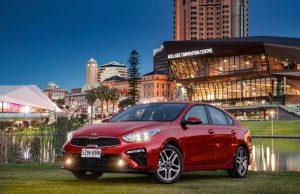 2019 Kia Cerato Sport + sedan
