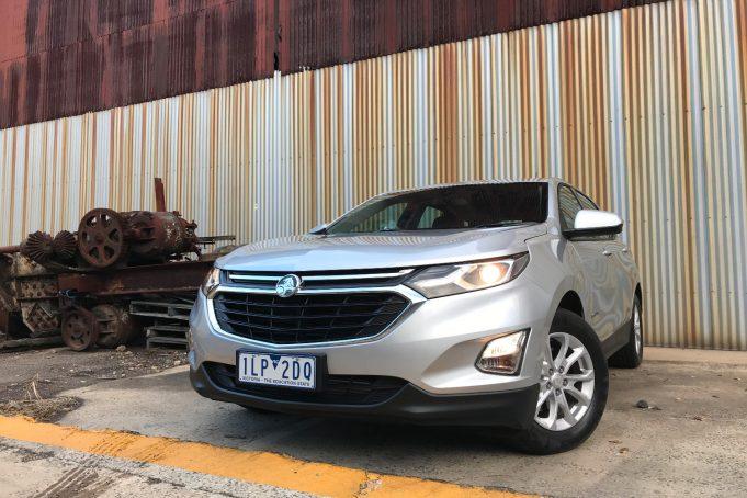 2018 Holden Equinox LS+