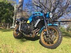 2018 Yamaha Tenere 655