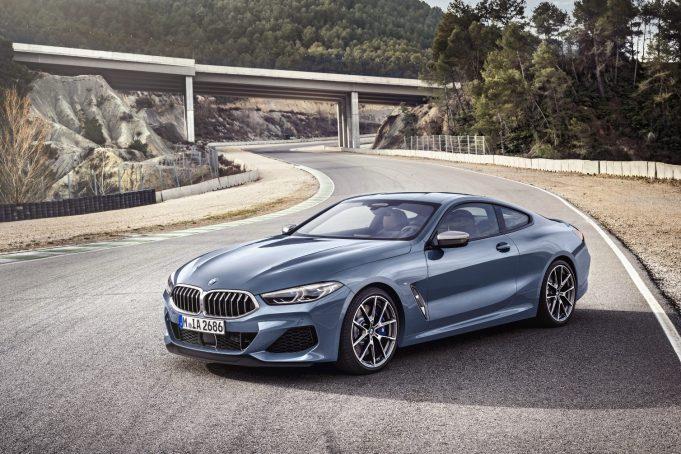 2019 BMW M Performance 850i