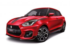 2018 Suzuki Swift Sport Red Devil