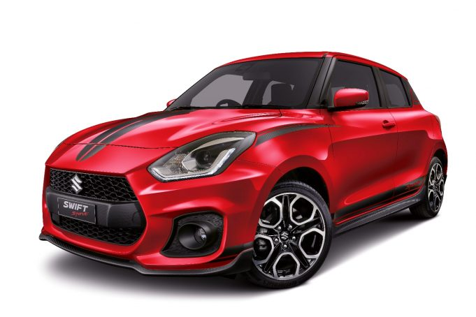 2018 Suzuki Swift Sport Red Devil