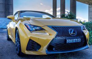 2018 Lexus RC F Carbon