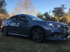 2018 Subaru Liberty 3.6R