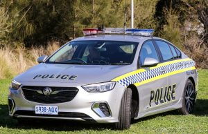 SA Police choose Holden