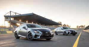2018 Lexus RC F and GS F 10 Anniversary Limited Edition