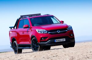 2018 SsangYong Musso 4x4