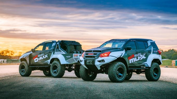 Comcept X from Team D-MAX