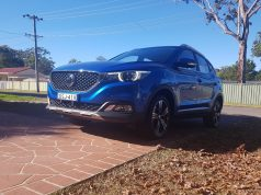 2018 MG ZS Essence