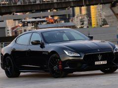 2018 Quattroporte GranSport GTS Nerissimo Edition