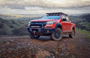 Holden Colorado Z71 Xtreme