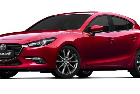 2018 Mazda3 SP25 Astina hatch