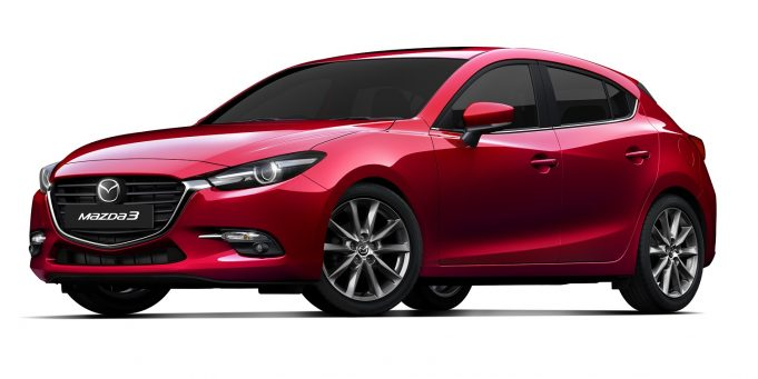 2018 Mazda3 SP25 Astina hatch