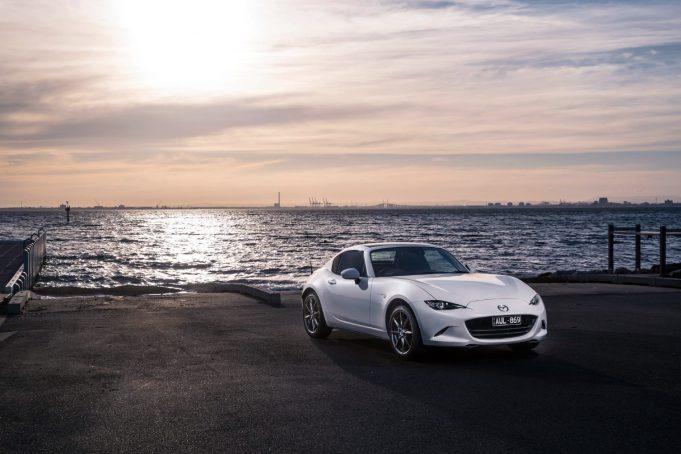 2019 Mazda MX-5 RF GT Black Roof