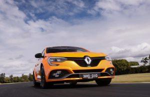 2019 Renault Megane R.S.