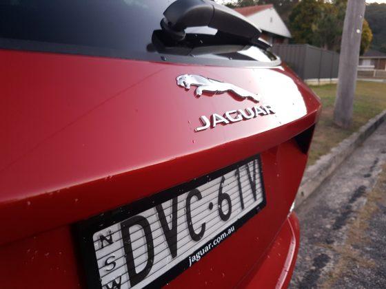 2018 Jaguar E-PACE D240 SE