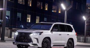 2018 Lexus LX 570 S