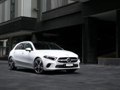2019 Mercedes-Benz A 250 4MATIC