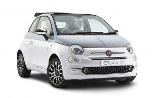 2018 Fiat 500 Collezione Spring Edition