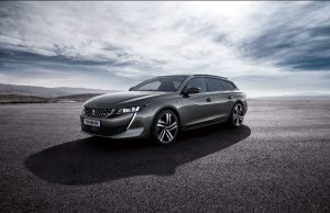 2019 Peugeot 508 Touring