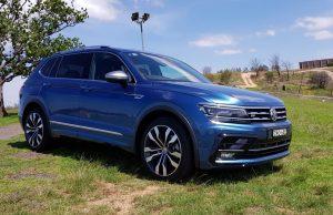 2018 Volkswagen Tiguan Allspace 162TSI R-Line