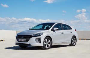 2019 IONIQ Plug-in Elite
