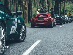 Targa High Country 2018 Lotus Tour