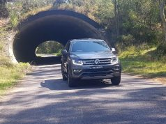 2018 Volkswagen Amarok Dark Label