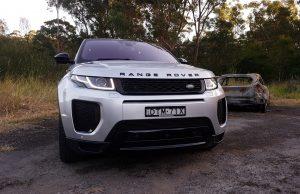2018 Range Rover Evoque HSE Dynamic