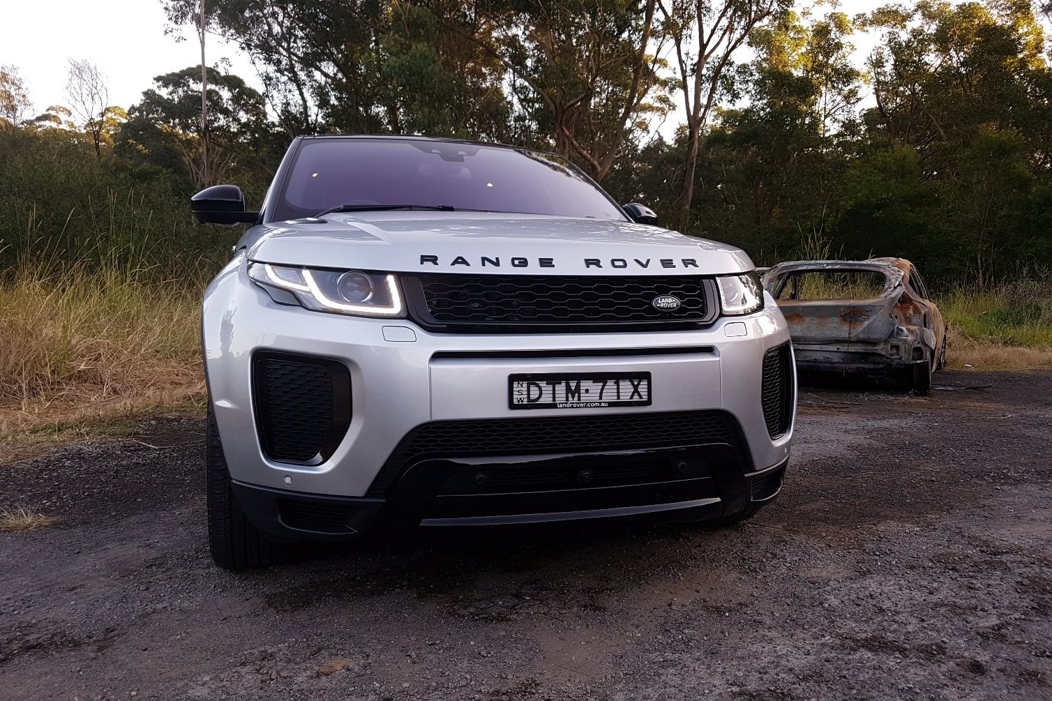auto review 2018 range rover evoque hse dynamic. Black Bedroom Furniture Sets. Home Design Ideas