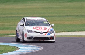 MG Motorsport Australia - James Brock