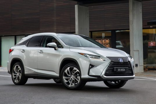 Lexus RX 450h Sports Luxury