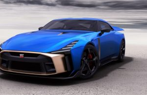 2018 Nissan GT-R50 Production Version