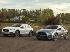 Upgrades for INFINITI Q30 and QX30