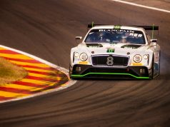 Bentley confirms 2019 GT3 motor sport program