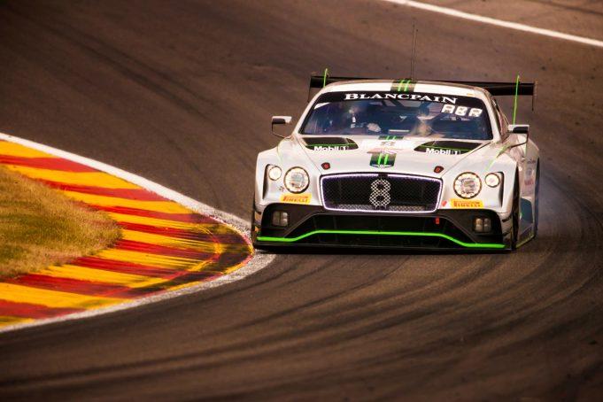 Bentley confirms 2019 GT3 motor sport program