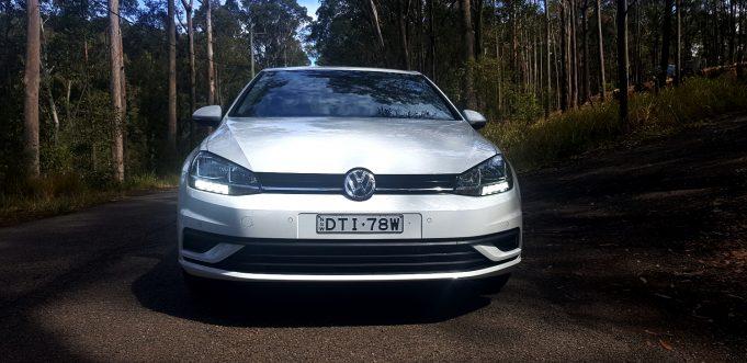 2018 Volkswagen Golf 110 TSI Trendline